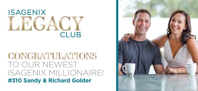 #310 Sandy & Richard Golder