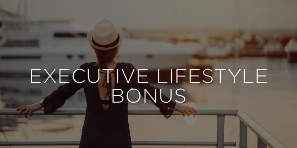 Executive Lifestyle Bonus - Isagenix Business Promotions