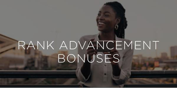 Rank Advancement Bonus - Isagenix Business Promotions